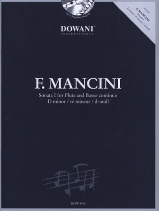 Francesco Mancini: Sonata l in D minor