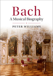Peter Williams: Bach