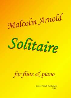 Malcolm Arnold: Solitaire