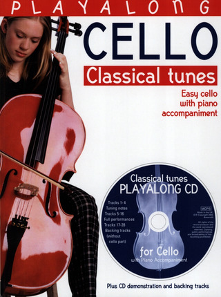 Playalong Cello – Classical Tunes