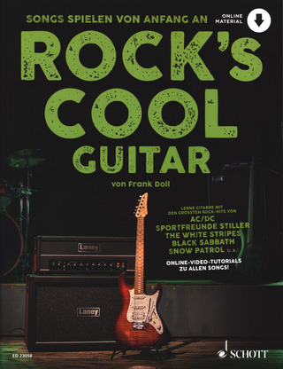 Frank Doll: Rock's Cool Guitar