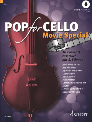 Pop for Cello – Movie Special