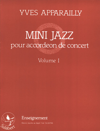 Apparailly Yves: Mini Jazz I Accordeon