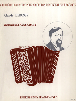 Alain Abbott: Debussy - Pieces Choisies