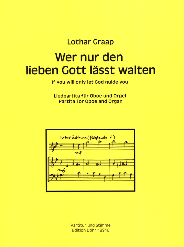 Lothar Graap: If you will only let God guide you