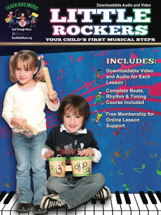 Little Rockers – Your Child's First Musical Steps
