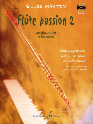 Gilles Martin: Flute Passion 2