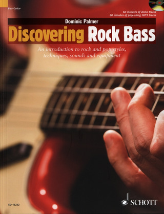 Palmer Dominic: Discovering Rock Bass