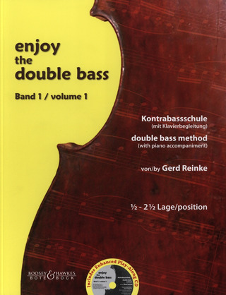 Gerd Reinke: Enjoy the Double Bass 1