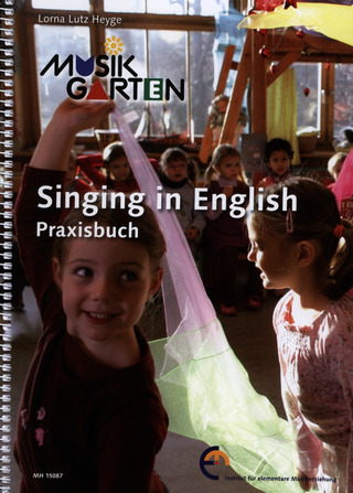 Lorna Lutz-Heyge: Singing in English - Praxisbuch