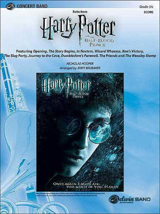 Nicholas Hooper: Suite From Harry Potter And The Half Blood Prince