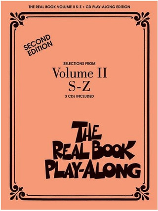 The Real Book Play-Along 2 (S-Z)