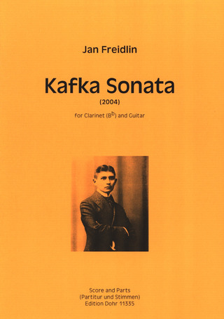 Jan Freidlin: Kafka Sonata