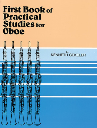 Kenneth Gekeler: First Book of Practical Studies 1