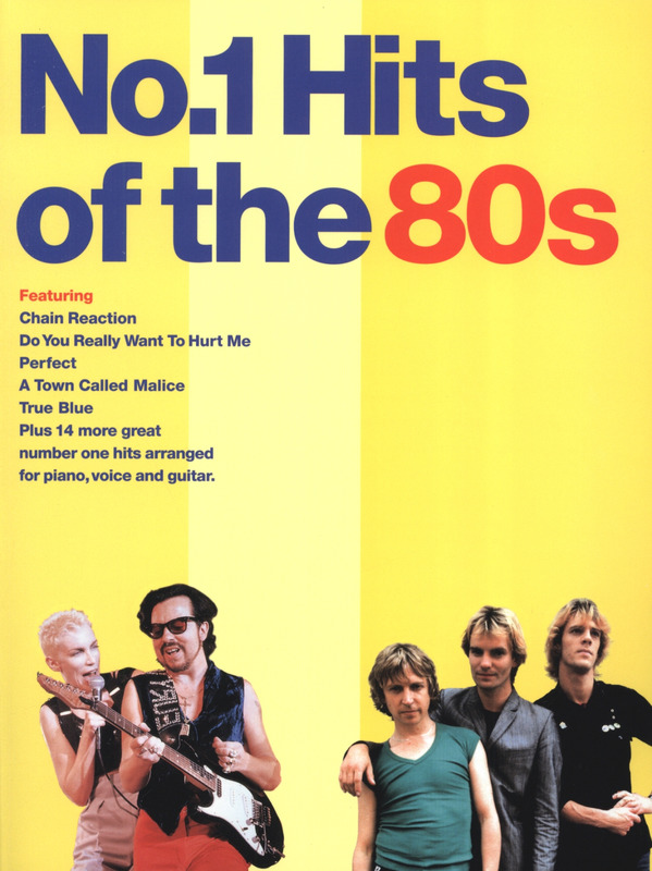 No. 1 Hits Of The 80S Pvg