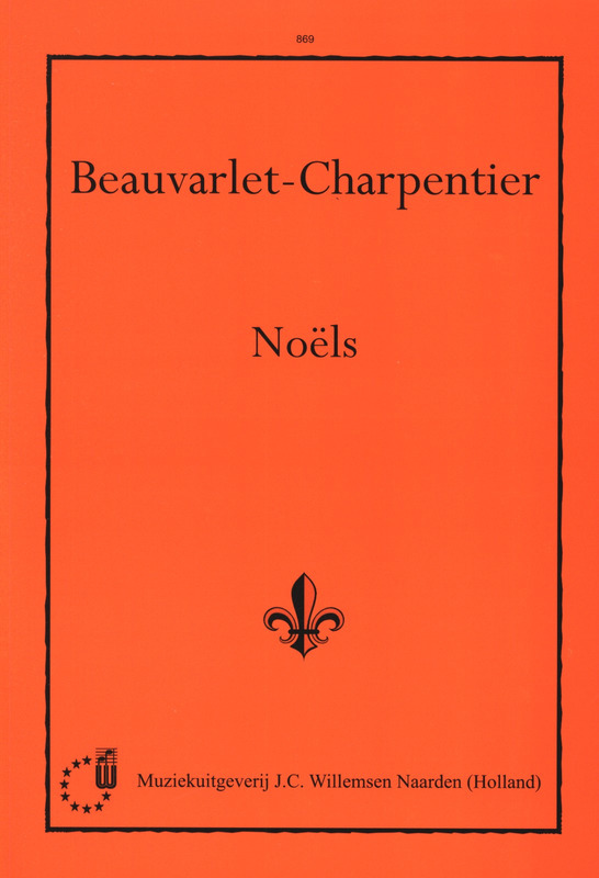 Beauvarlet Charpentier Jean Jacques: Noels