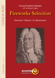 Georg Friedrich Händel: Fireworks Selection