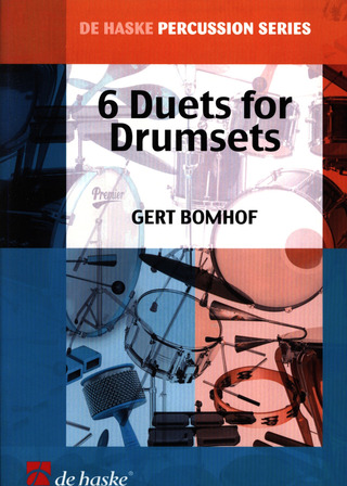 Gert Bomhof: 6 Duets for Drumset
