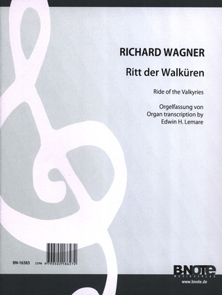 Richard Wagner: Ritt der Walküren