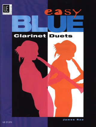James Rae: Easy Blue Clarinet Duets für 2 Klarinetten (2006)