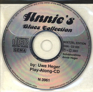Uwe Heger: Annie's Blues-Collection