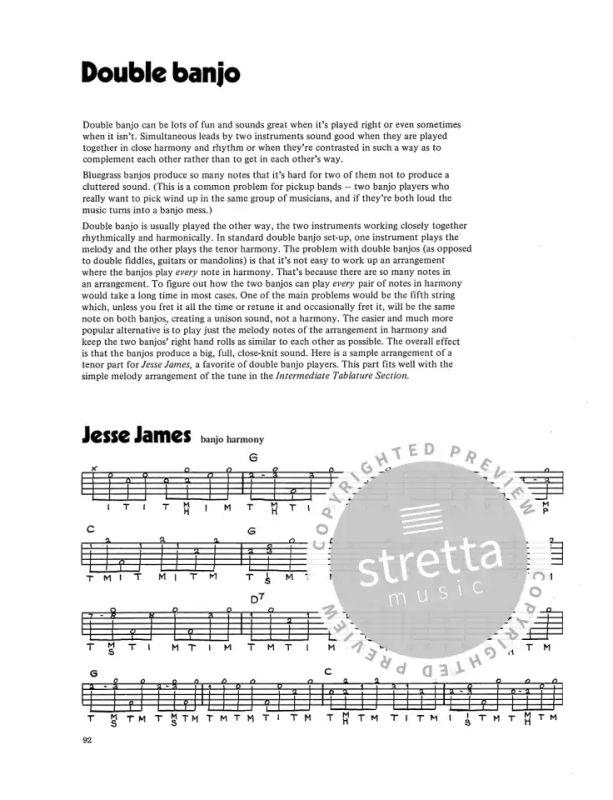 Bluegrass Banjo From Wernick Pete Buy Now In Stretta Sheet