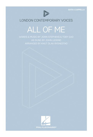Toby Gad et al.: All of Me