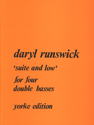 Runswick Daryl: Suite And Low
