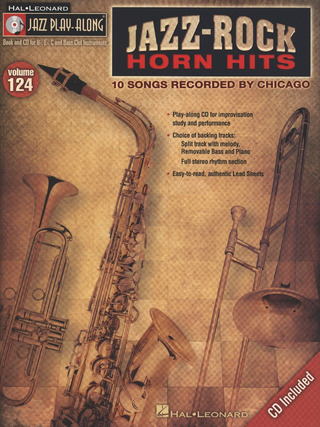 Jazz-Rock Horn Hits