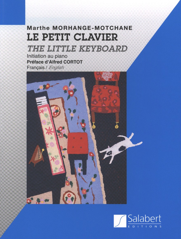 Morhange Motchane M.: Le Petit Clavier Vol. 1 - Nouvelle Edition / The Little Keyboard Vol. 1 - New Edition (1994)