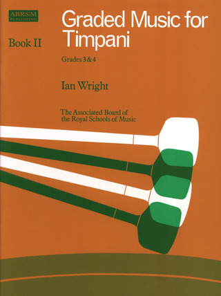 Ian Wright: Graded Music for Timpani II