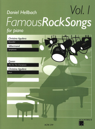 Famous Rock Songs 1