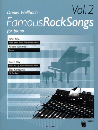 Daniel Hellbach: Famous Rock Songs 2