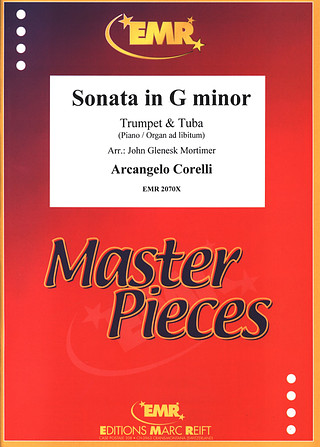 Arcangelo Corelli: Sonata in g-minor