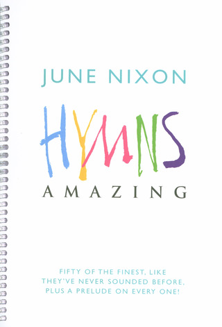 June Nixon: Hymns Amazing