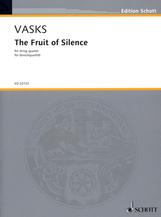 Peteris Vasks: The Fruit of Silence