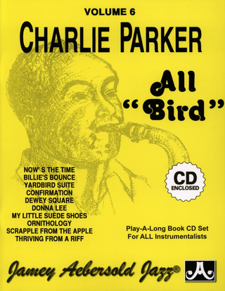 Charlie Parker: All Bird