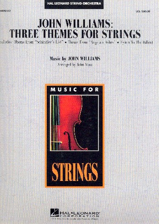 John Williams: Three Themes For Strings