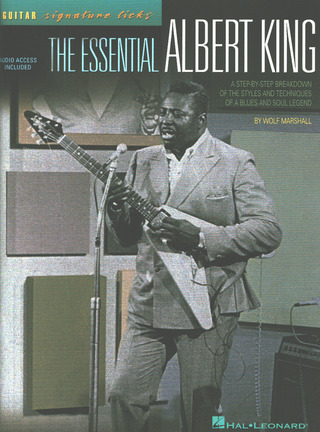 Wolf Marshall: The Essential Albert King