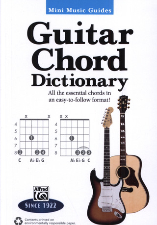 Guitar Chord Dictionnary