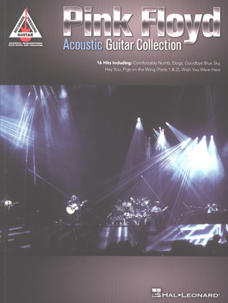 Pink Floyd: Pink Floyd: Acoustic Guitar Collection - Guitar Recorded Versions