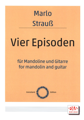 Marlo Strauss: 4 Episoden