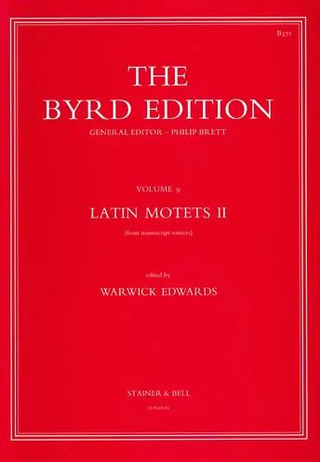 William Byrd: Latin Motets II