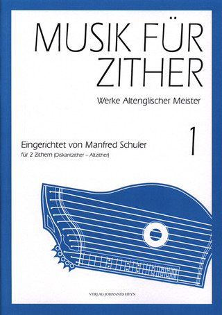 Manfred Schuler: Musik Fuer Zither 1