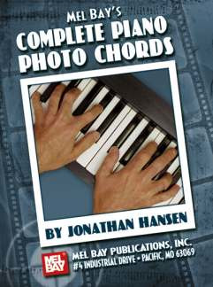 Hansen Jonathan: Complete Piano Photo Chords