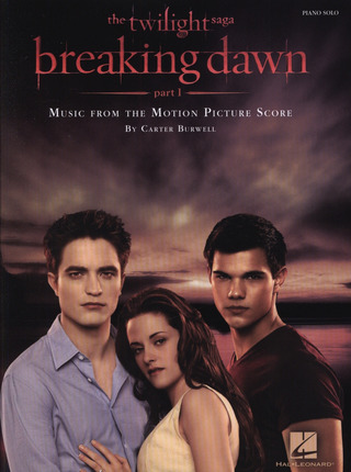 Burwell Carter: Twilight - Breaking Dawn Part 1 (Piano Solo)