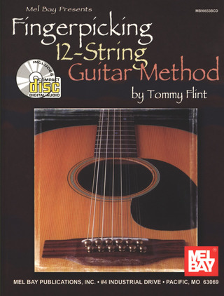 Tommy Flint: Fingerpicking 12-String Guitar Method