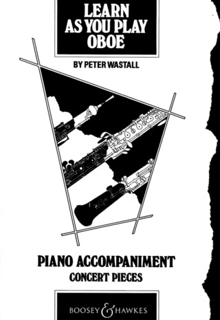 Peter Wastall: Learn As You Play Oboe