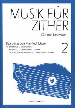 Manfred Schuler: Musik Fuer Zither 2