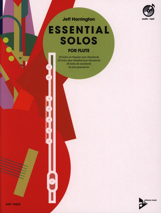 Jeff Harrington: Essential Solos for Flute